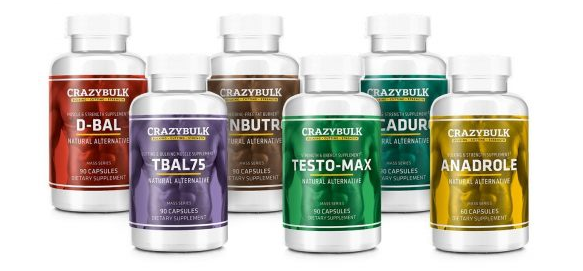 Natural steroids stack