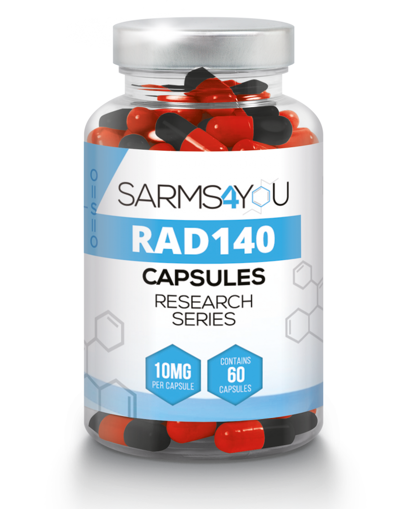 Image result for WHY RAD-140?